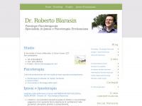 Dr. Roberto Blarasin
