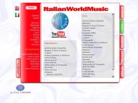 italianworldmusic.com pizzica tammurriata tarantella