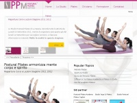 pilateslaspezia.it pilates corpo mente