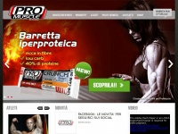 promuscle.it palestra body building