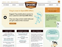 opensrs.com registered domain