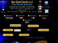 NOLEGGIO PULLMAN, AUTOBUS, AUTOVETTURE-BUS TRAVEL SERVICE ROMA ITALIA