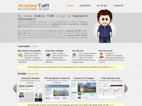 Andrea Taffi | Ingegnere Informatico | PHP, MySQL, Javascript, Symfony, Yaml