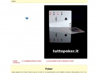 TUTTO POKER .IT - Poker