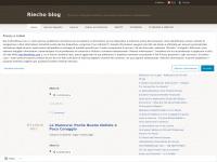Riecho blog