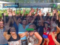 Campeggio Sosta Camper Green Paradise