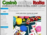 Italia Casino - The Best Online Casinos