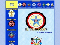 IL TIBETANO home page massoneria martinismo teosofia gnosi rosacroce  cabala