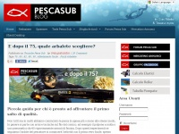 pescasublog.it pesca apnea subacquea sub pinne fucile
