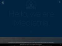 mediatria.com cms design