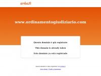 √ Ordinamento giudiziario - aggiornato - scarica