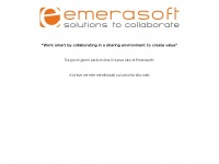 Emerasoft – Solutions to collaborate | a blog about IT web collaboration, software development services, optimizing publishing workflow, business intelligence solutions and mainframe migration steps