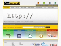 Coolnetwork.it - Servizi Web hosting domini - Server Cloud e Dedicati