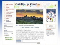 Hotel, Agriturismi, Case Vacanza e Bed & Breakfast a Castellina in Chianti - Siena - nel cuore del Chianti, Castellinainchianti.com