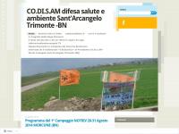 CO.DI.S.AM Comitato difesa salute e ambiente Sant'Arcangelo Trimonte (BN)