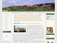 BENVENUTI A PANICALE (Perugia) pittoresco paese medioevale