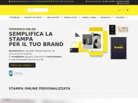 sprint24.com volantini poster visita stampare biglietti offset cartoline
