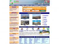 Viaggi e turismo in Italia - Prenotazioni di alberghi online