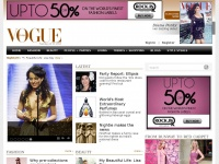Vogue.in - VOGUE India: Women's Magazine for Beauty, Fashion, Lifestyle & Entertainment