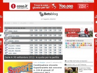 Scommesse sportive facili, quote e pronostici on line