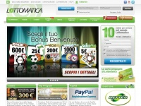 lottomatica.it bingo poker scommesse gioco