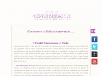icentribenessere.it