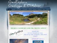 GEOEXPLORA Geologia & Outdoor - GEOEXPLORA - servizi professionali nel campo della Geologia e delle attività Outdoor