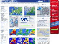 Woeurope.eu - Weather Online - current weather and weather forecast worldwide
