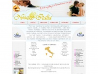 MATRIMONIO - Guida completa al Matrimonio con stile - NOZZE ITALIA