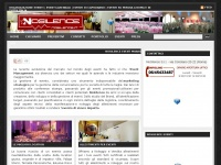 nosilence.com allestimenti luminosi