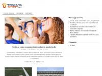 Toscana sport c/o Italiasport.net s.r.l. - le notizie dello sport in Toscana