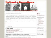Italiani a Barcellona - Il sito degli Italiani che vivono o  vorrebbero vivere e lavorare a Barcellona