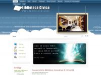 Bibliotecalatiano.it - Biblioteca Civica G. De Nitto - Latiano