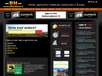 Bikershotel.it - Hotel per motociclisti Bikershotel ® motoraduni moto hotel agriturismi moto itinerari mototurismo bikers Italia