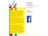Remixityourself.net - Remix It Yourself by Vito Campanelli