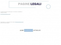 paginelegali.com legal legali lega avvocati