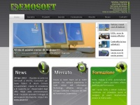 Demosoft - Bacoli (Napoli) - Corsi Patente Europea - Test Center ECDL e British - Vendita e Assistenza Computer e Periferiche - Reti LAN e Siti Web
