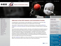 Ieee-ras.org - Home - IEEE Robotics and Automation Society