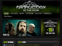 Armageddon In The Park - Metal Fest