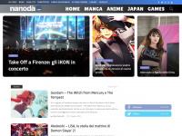 nanoda.com manga japan anime