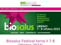 biosalusfestival.it festival biologico edizione