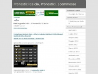 bettingsafe.info pronostici scommesse bookmaker serie calcio