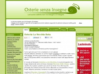 Recensioni ristoranti slow food ed osterie d'Italia