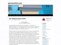 pagine di letteratura tedesca e comparata