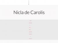 Nicla de Carolis - Home Page