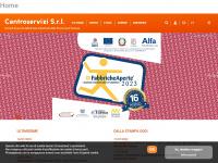 CISERVI - Centroservizi srl - Via Orefici 3/7 - Savona - Telefono 019 821499 - Fax 019 821765