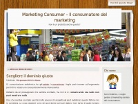 Marketing Consumer – Il consumatore del marketing