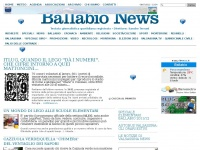 Ballabio News il quotidiano on line di Ballabio, Morterone e Resinelli