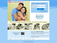 incontrissimi.com incontri chat anima gemella single