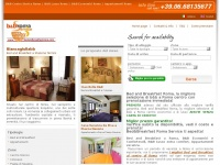 bedandbreakfastroma.com bed breakfast roma romani centro